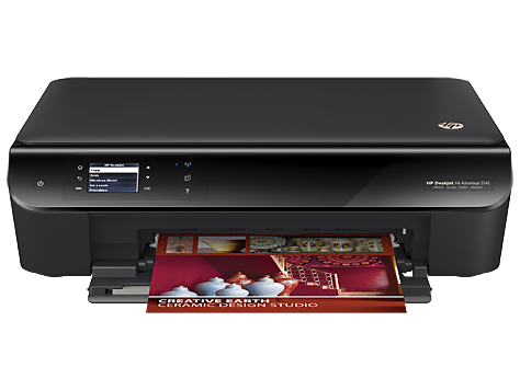 HP Deskjet Ink Advantage 4545