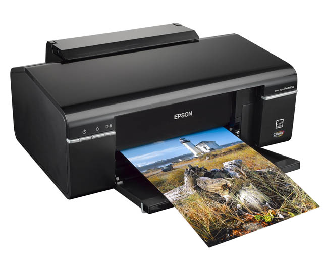 Epson Stylus Photo P50b
